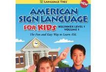 Sign Language (ASL)