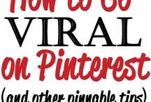 Pinterest Tips for Newbies / We're pretty new to Pinterest and are excited to learn about its ins and outs. Here are some articles that have offered insight into this cool social networking site.