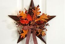 Fall All Over / Ideas for Fall decorating in your home