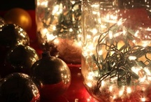 Winter Holiday Magic / A few fun decorating ideas for your home...