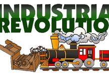 History: Industrial Revolution (Victorian Age) / History. Victorian Period. Industrial Revolution