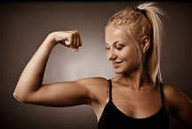 Workout - Upper Body - Arms, Back / Arms, chest, back workouts / by Michelle Durheim