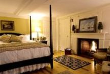 Bedroom Designs=English Cottage/New England Style