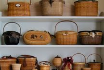 L I G H T S H I P  &. N A N T U C K E T  B A S K E T S / Collections, History, Art, Fiber, and Basketmakers of the Lightship/Nantucket Basket Craft. I am a Basketmaker and have a great love of this ancient and practical art form. See my Lightship and Nantucket basket blog at www.gloucesterwomanbaskets.tumblr.com
