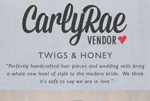 Vendor Love / Some of our favorite wedding vendors!