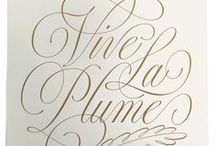 Typography & Lettering / by Tara M. Jenkins