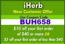 iHerb favorite products & wishlist / iHerb.com favorite products for hair, face, body. Natural cosmetics & supplements