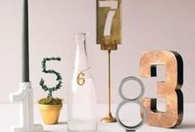 Paper Shoppe // Table Numbers