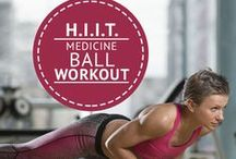 Workout - HIIT/Tabata / HIIT workouts. Tabata workouts / by Michelle Durheim