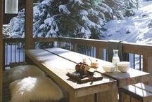 Chalet Dream / This is my plan for my dream home in the mountains.