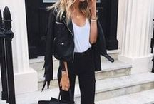 Keeping it Classy. Style Inspiration for Classy, Fashionable Women / Classy style inspiration, how to look expensive for less, how to look expensive on a budget. Lots of elegant, polished office and casual wear channelling the city girl look.