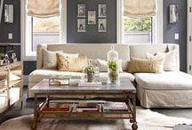 Living Room / by Amanda Kvarta-Lovejoy