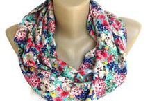 Scarves... / The perfect addition to any outfit