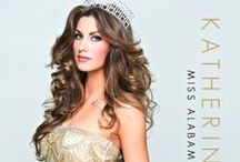 La Gartier Bride Katherine Webb / This board is dedicated to La Gartier bride Katherine Webb, her wedding garter and her gorgeous wedding to NFL player A.J. McCarron. 07-12-2014