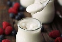 Eat - Fermented / Yogurt, kambucha, sourkraut etc / by Michelle Durheim