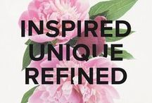 Flower Quotes / Quotes about or involving our favorite: flowers!
