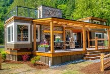 H O U S E  P L A N S / A collection of interesting house plans