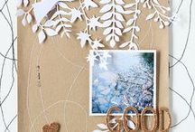 Scrapbooking A4 / scrapbooking, layout, page, photo, picture, life, memories, souvenirs