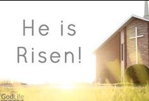 Why is Easter Important? / Do you know why Easter is important? Learn why Jesus died on the cross and see how His resurrection helps you! / by GodLife.com