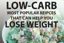 L O W  C A R B / Paleo and Low Carb Recipes for living the low carbohydrate lifestyle