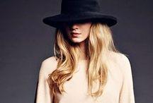 looks de inverno com chapéu / Look de inverno com vários estilos de chapéus.  Winter Hat