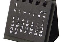 Almanaques y Calendarios / Almanaques, Calendarios, Programadores, Agendas