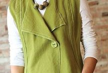 Vests... / I love vests.  Just enough warmth and style to accent an outfit...
