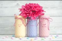 Valentine's Day DIY Gifts / Create hand-crafted DIY Valentine's Day gifts for your Valentine!