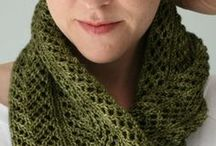 Cowls...infinity scarves