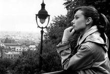 Audrey Hepburn / by Moko Minette