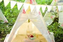 Blanket Forts and Dream Tents