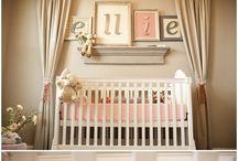 Nursery/Bedrooms / by Ashley Green