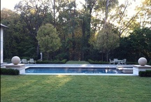 Swimming Pools / by Christine Hyder