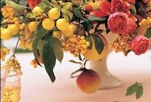 Flower Arrangements - Summer / by Christine Hyder