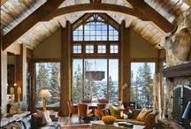 Ski Houses / by Christine Hyder