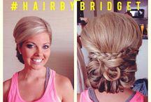 HAIR INSPIRATION / by Bridget Caldwell