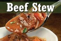 Stews & Roasts / Delicious meals that make everyone happy to come to the table.