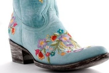 for my feet. / by Jana Leeney