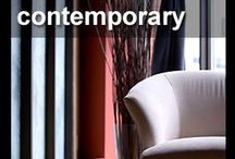 Contemporary Door Styles / by InnerMost Cabinets