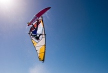 The Art of Windsurfing / The raw power of the ocean and the air is within your grasp. / by Sportbay
