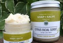 For The Face / Facial skin, one of the most sensitive areas of our body is rich in sebaceous glands, more prone to water loss and the cells are finer and rich in pores meaning less of a barrier to environmental chemicals. A healthy complexion starts with wholesome natural skin care products