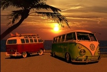 VW Vans !!! / There are Classic VW Vans......and then there are VW vans....not in the usual way....... / by Trish Baker