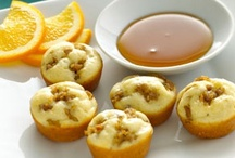 Food: Muffin tin recipes / by Kaylah Markham