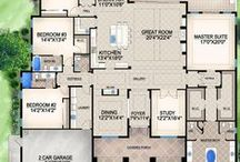 Floorplans / by Cassandra
