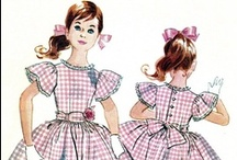 Vintage Sewing Patterns / by Trish Baker