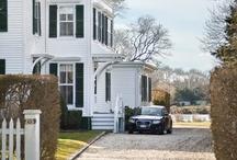d r i v e / [ driveways . coach houses . garages . gates . guest parking ] / by p a m e l a | b r i n k m a n