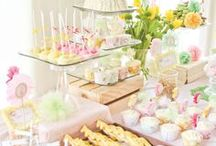 Kids Parties / Inspiration for our most popular kid's themed parties!