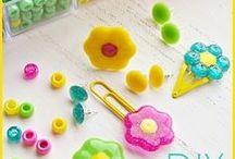 Kid Crafts / by Frances Baumgardner