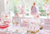 ♡ Princess Party ♡ / Choosing the right additions to make your party sparkle! Fit for a Princess.