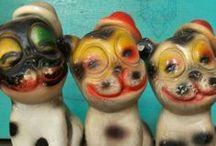Rock the Chalkware / by Kristi PsychoMomma